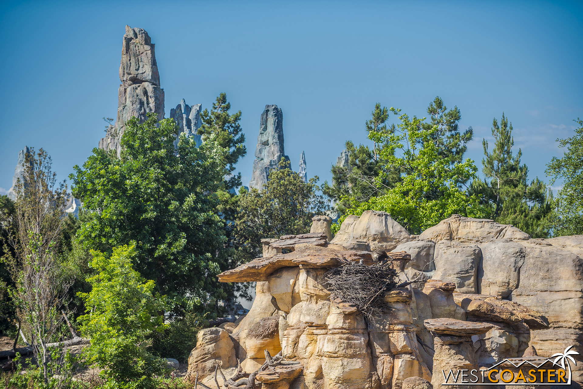 Rocks and rocks.