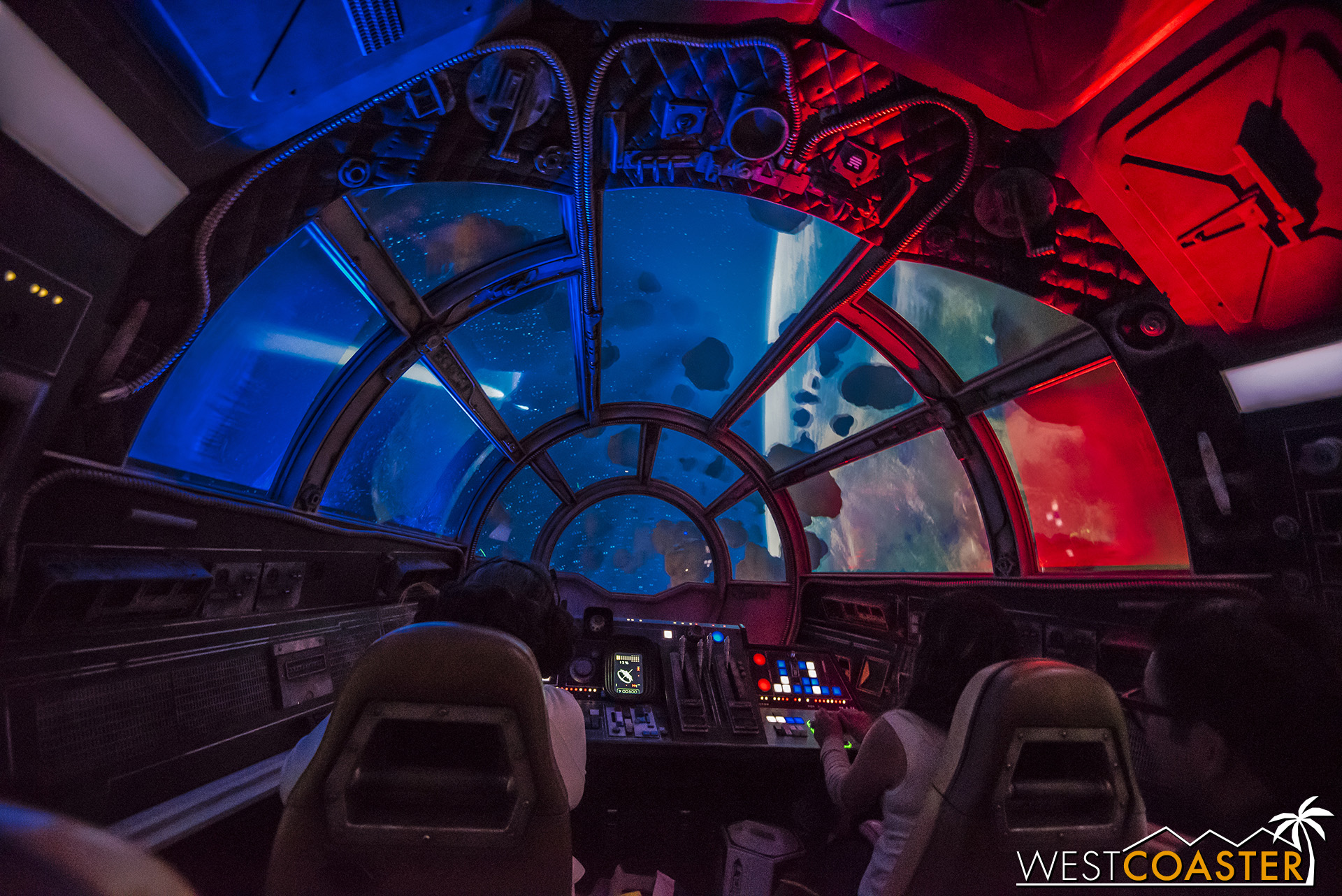 Millennium Falcon: Smuggler's Run represents a pinnacle in combining interactive gaming elements with physical ride elements.