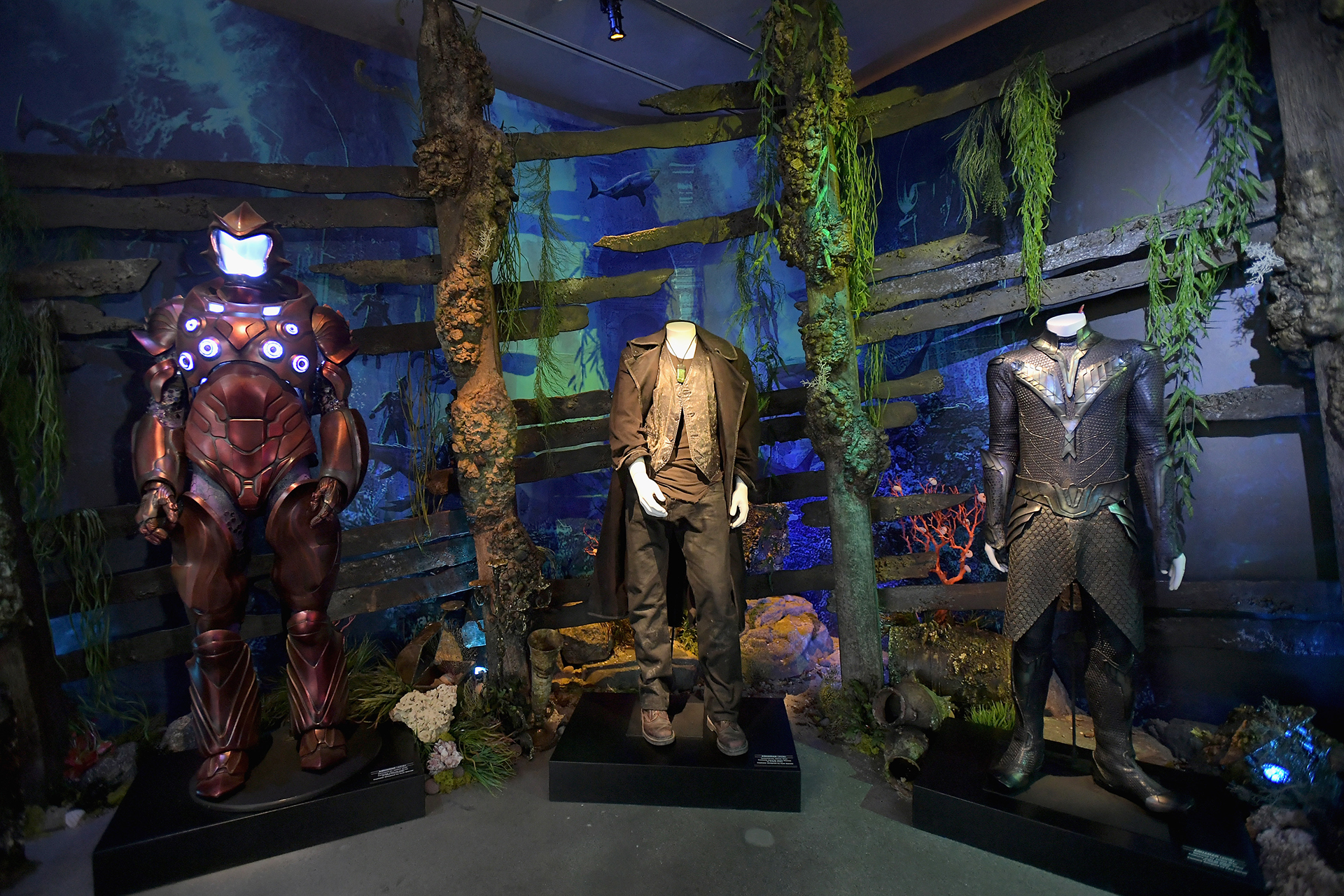 Photo courtesy of Warner Bros. Studio Tour.