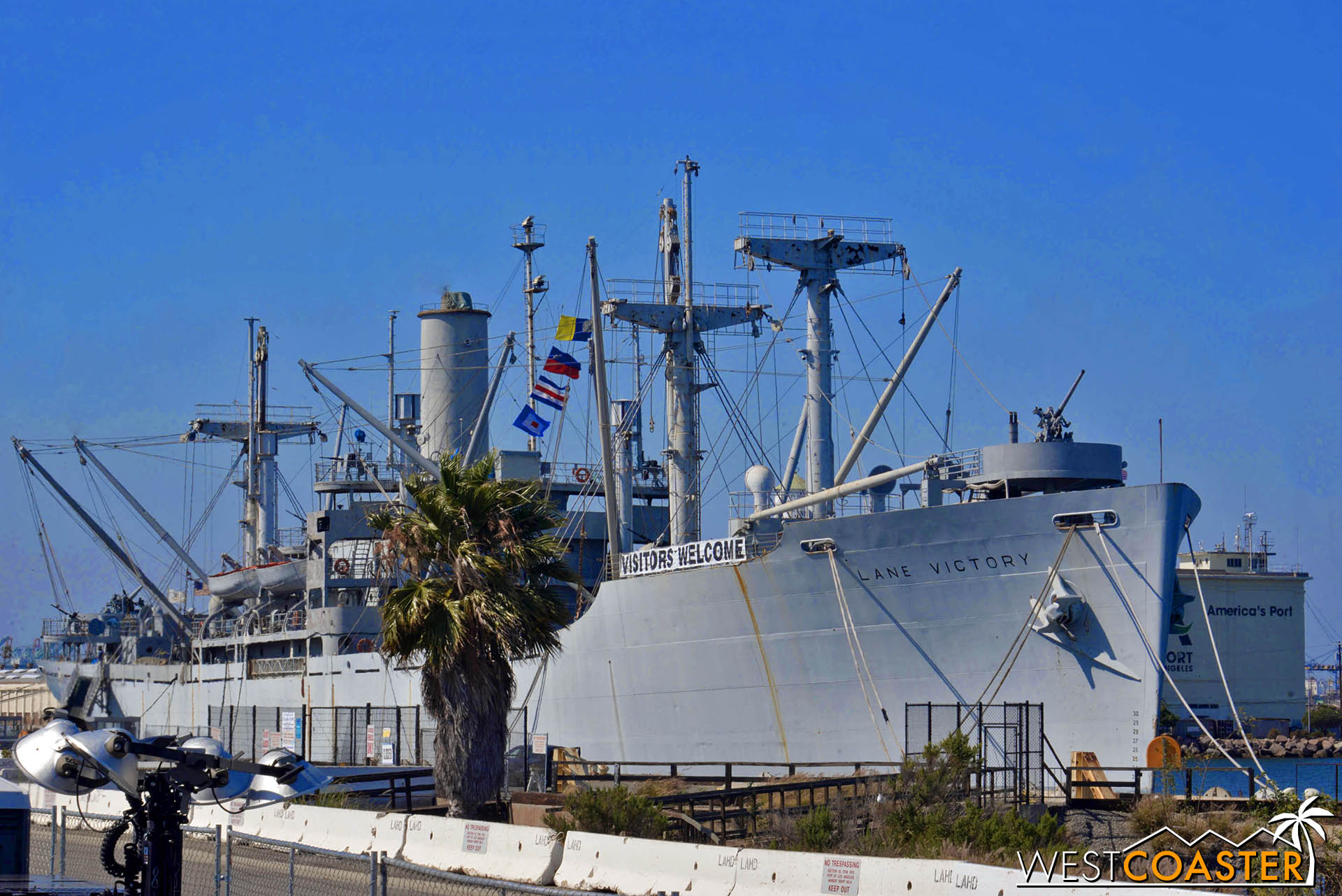 The L.A. Waterfront will feature a collection of naval ships this Labor Day weeekend with the return of Fleet Week!