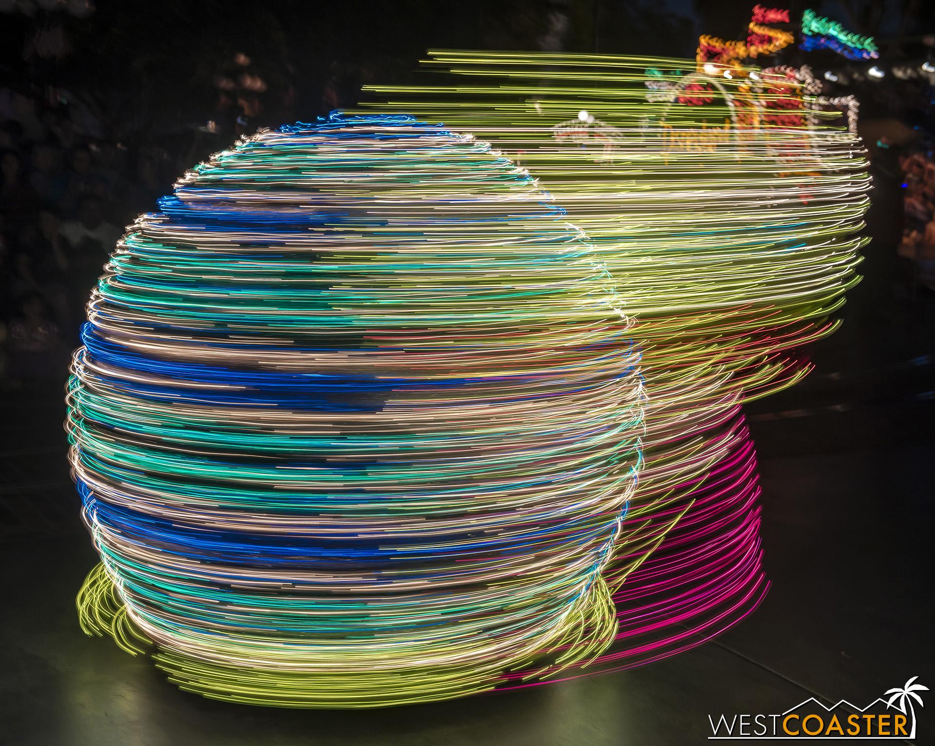 Spinny spinny!