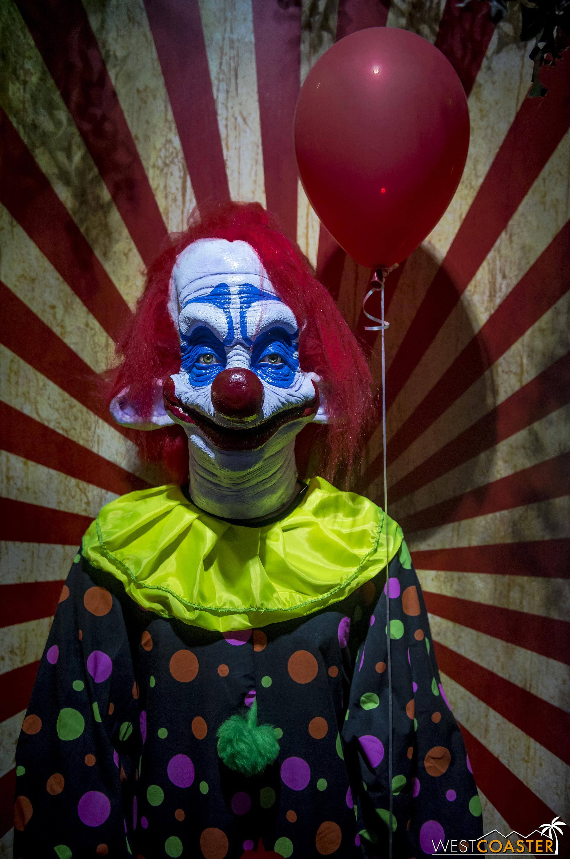 Want to clown around?