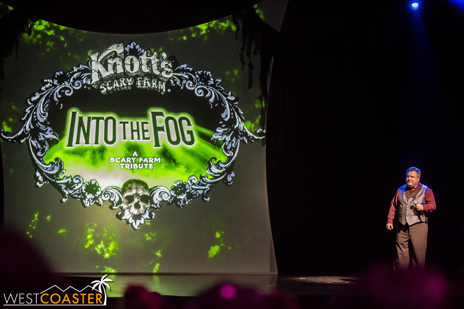Into the Fog: A Scary Farm Tribute is back for a second year.