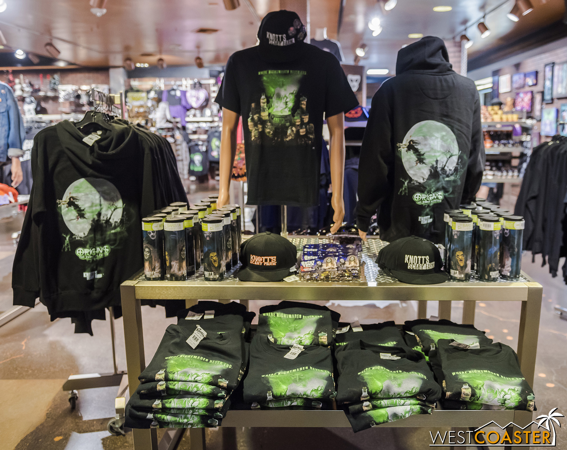 Check out the Scary Farm merch!