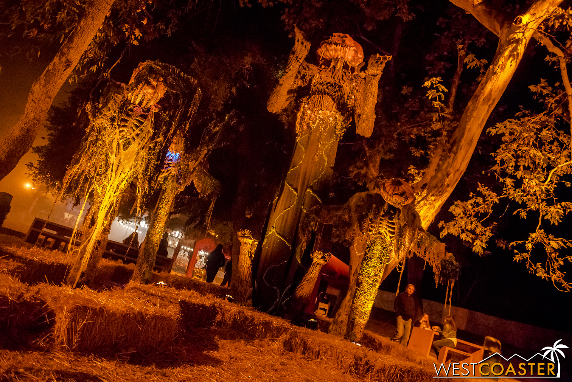 The L.A. Haunted Hayride promises new and exciting scares this year.