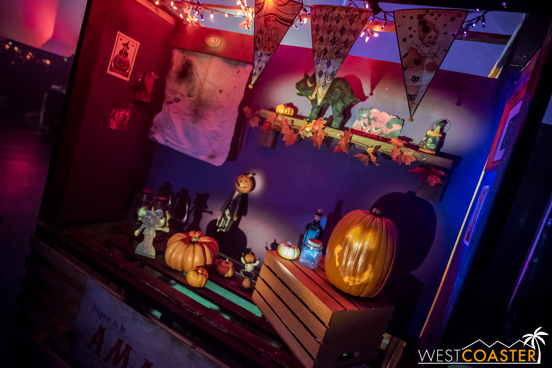 Jack is back at this year's family-friendly haunted yard show at Opechee Haunt!