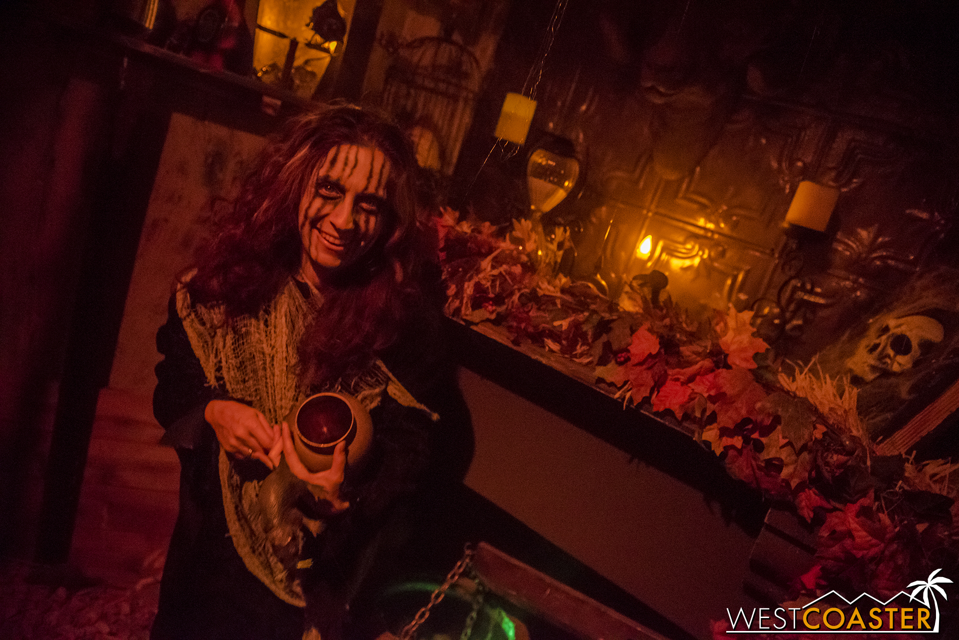 This classic home haunt is back for another year, bringing guests into its torturous medieval scene!