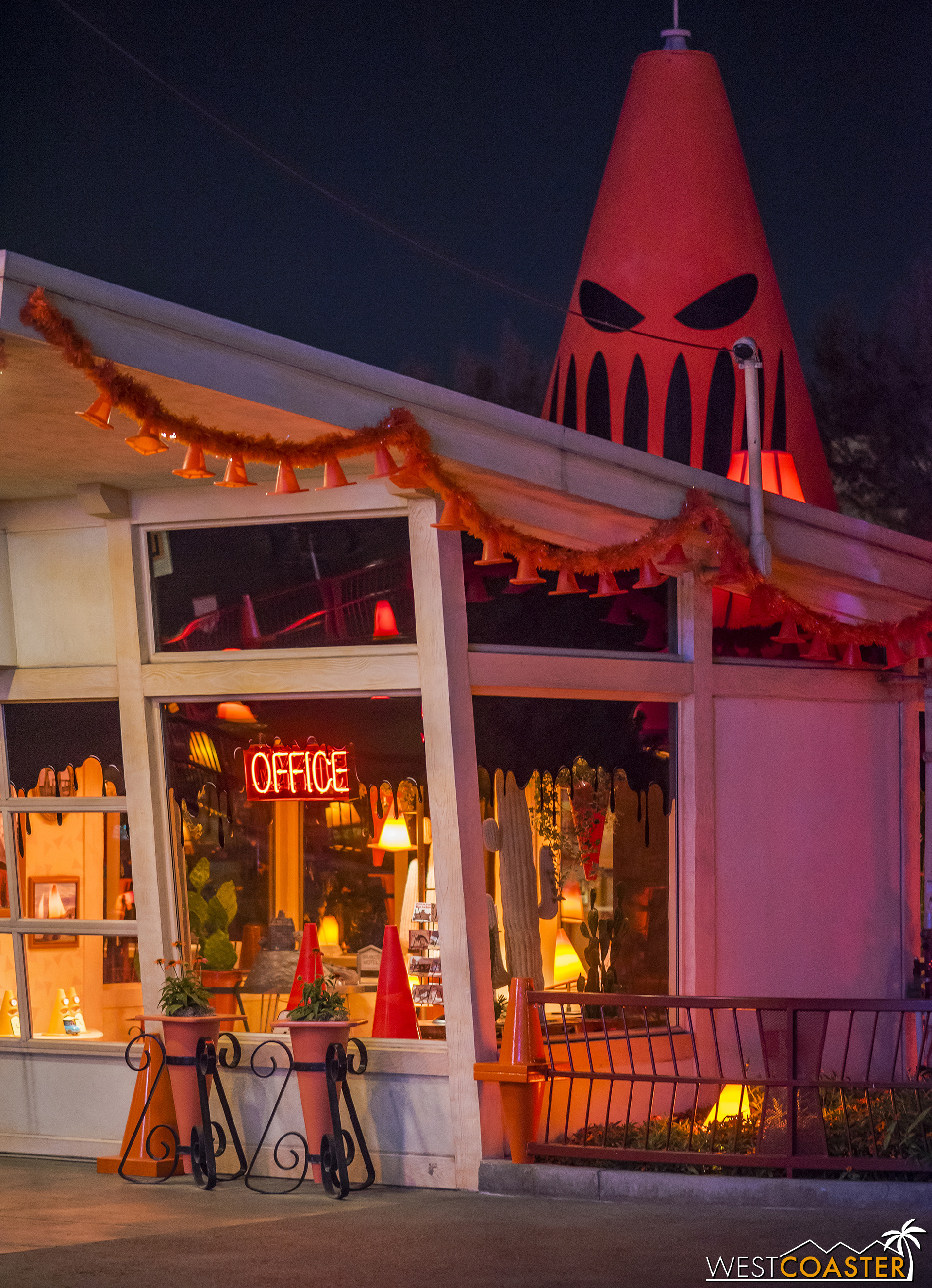 The Cozy Cone is suffering a bit of a curse right now…