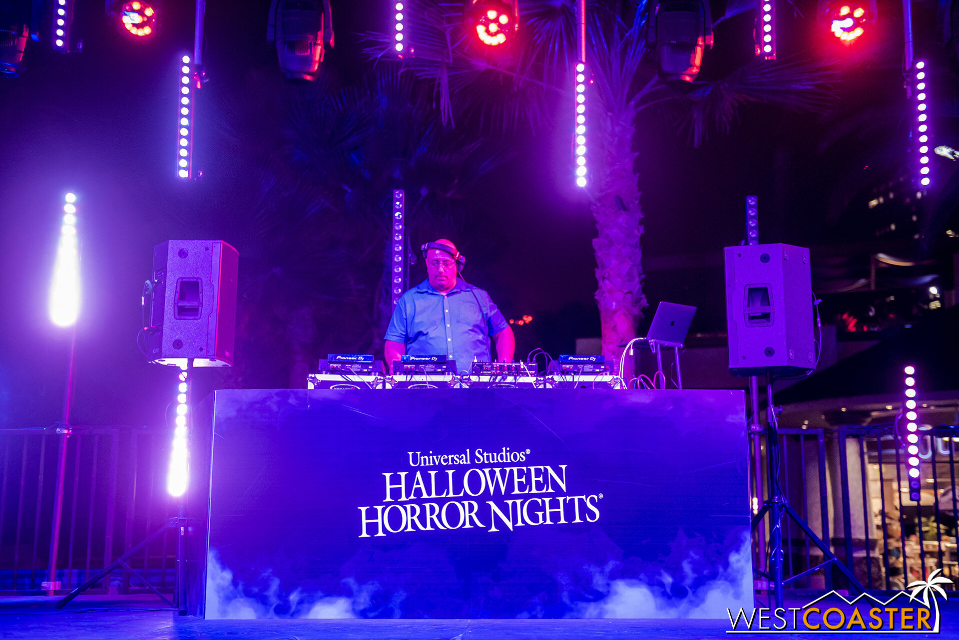 It was a regular DJ last Thursday, but starting today, Thursday nights will host a dance party emceed by Beetlejuice!