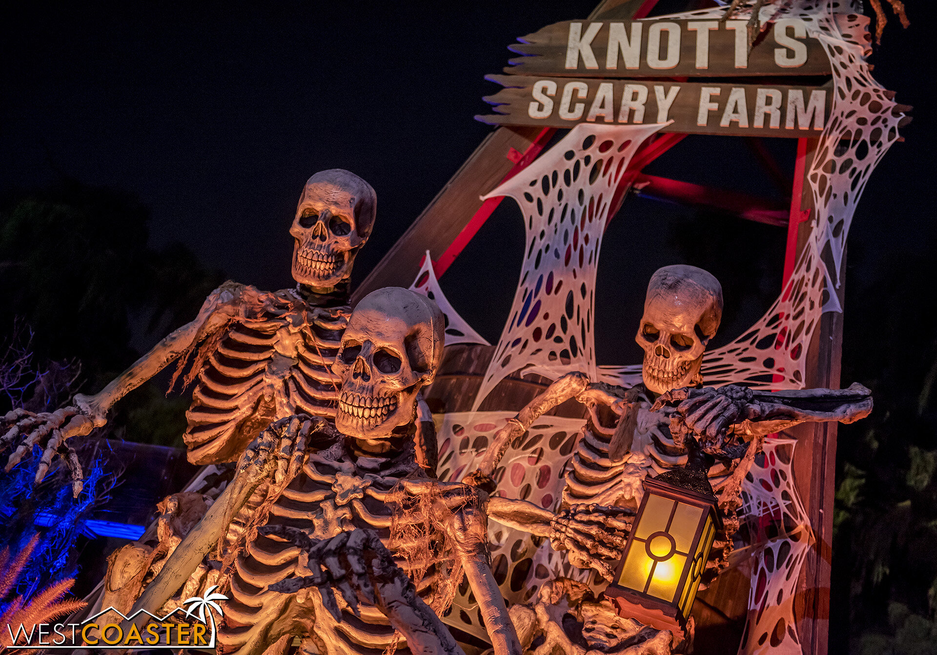 Don't wait till eternity.  Go visit Knott's Scary Farm now!  Or, well, next weekend!