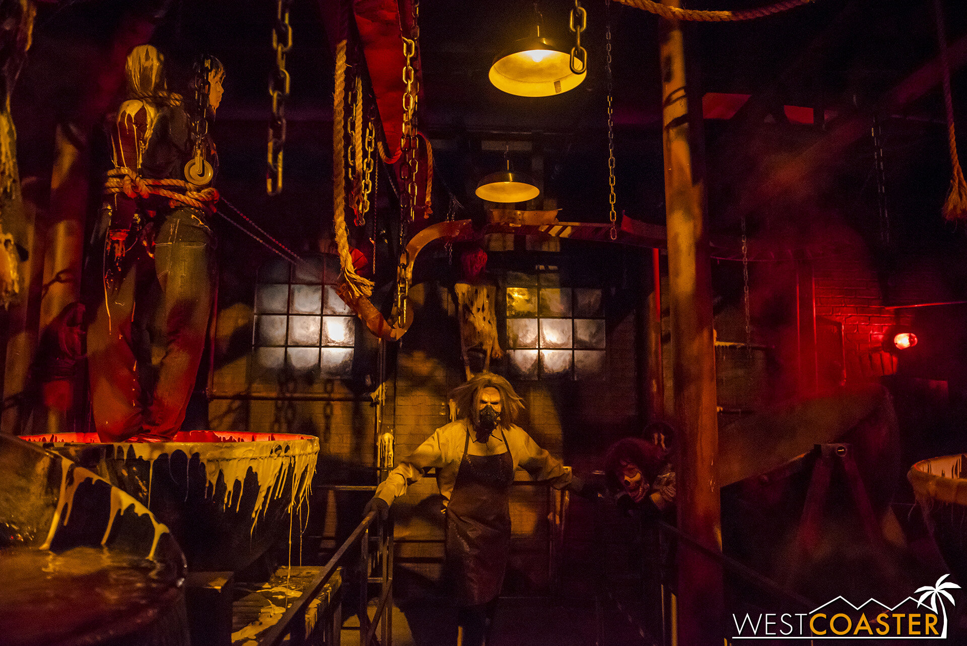 Wax Works is a sprawling and sensational maze, definitely not to be missed either!