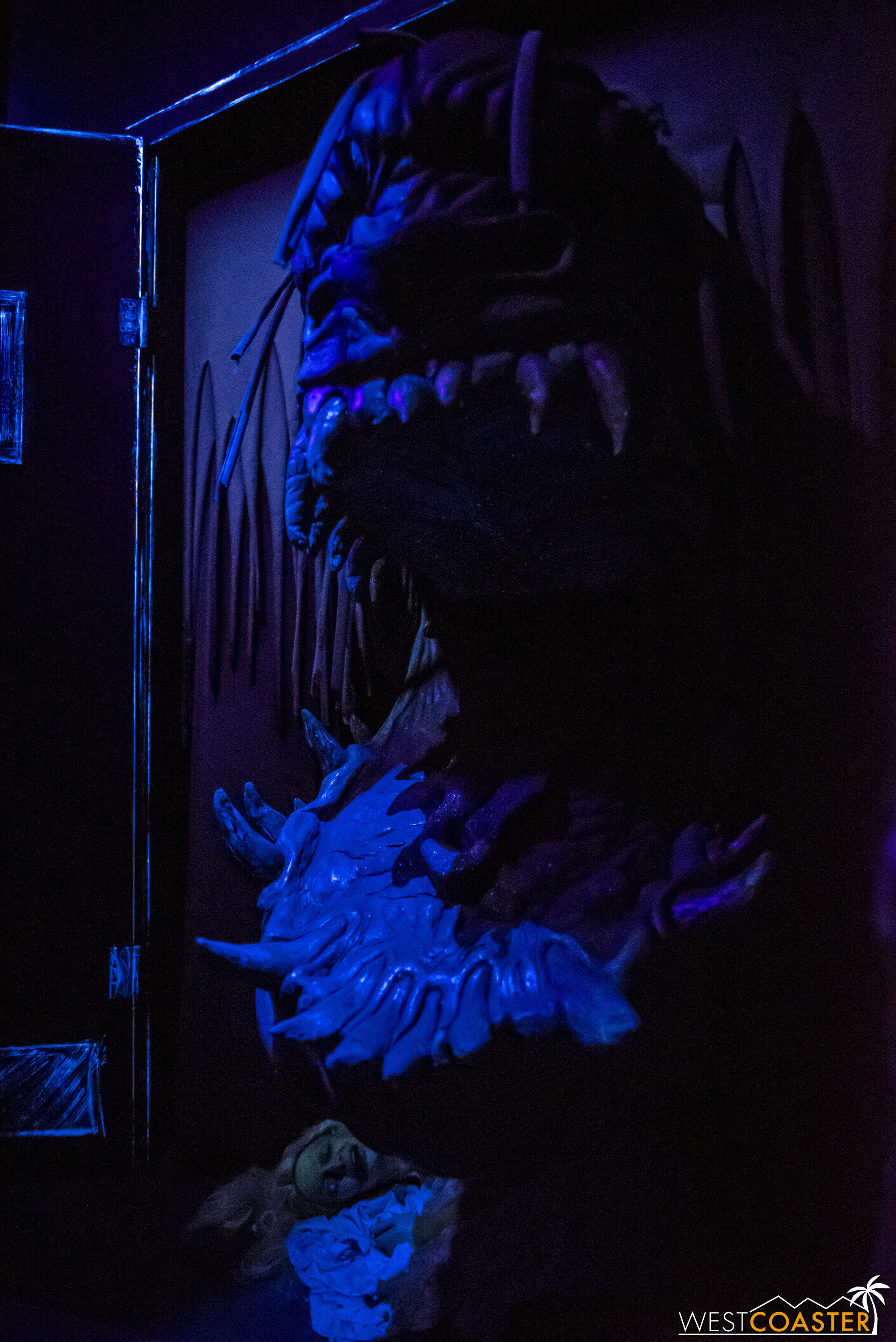 Paranormal Inc. is now a veteran in the Halloween Haunt maze line-up, but it still hasn't let up its quality and thrills.