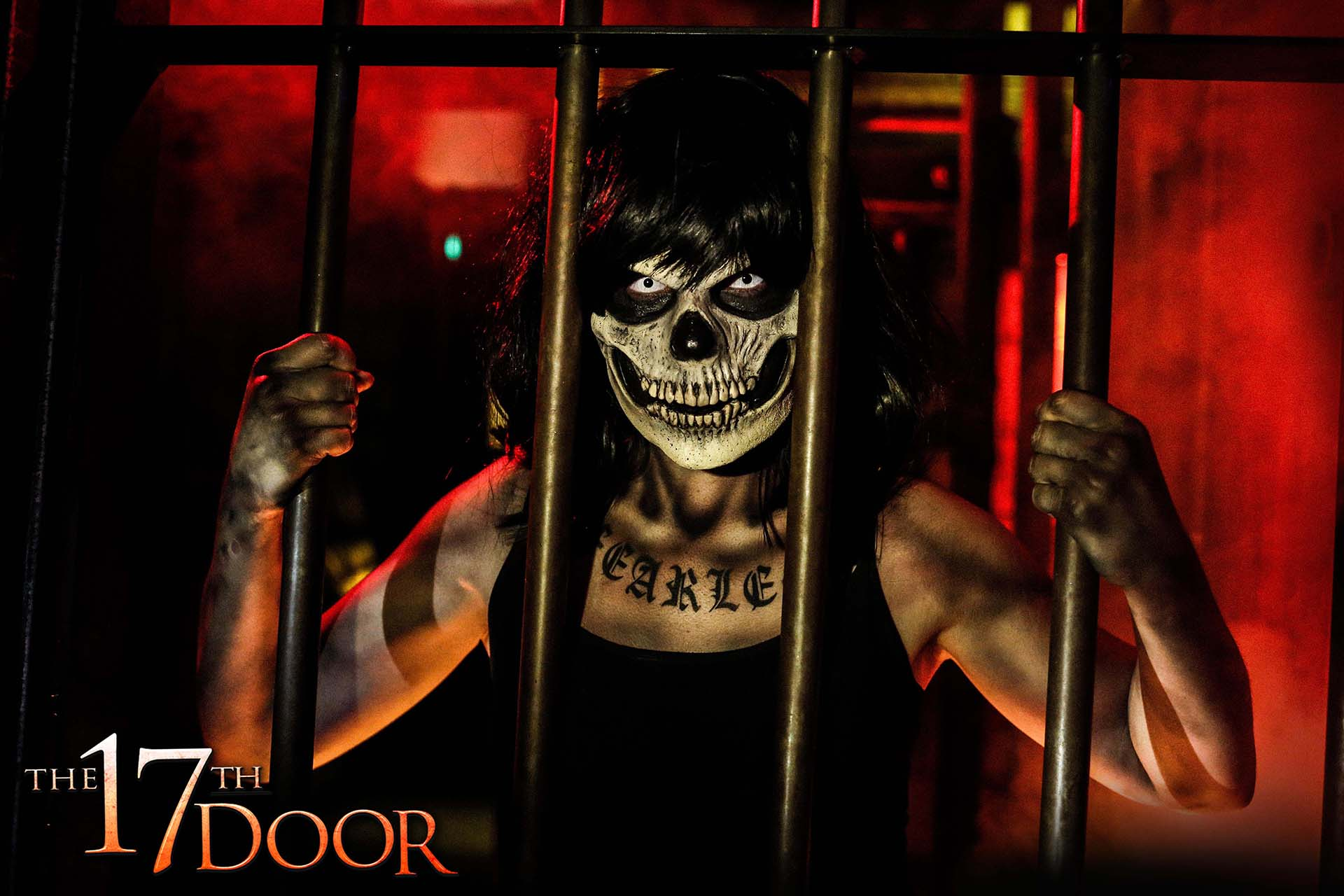 Guests join along in Paula's quest for redemption this year.  (Photo courtesy of The 17th Door.)