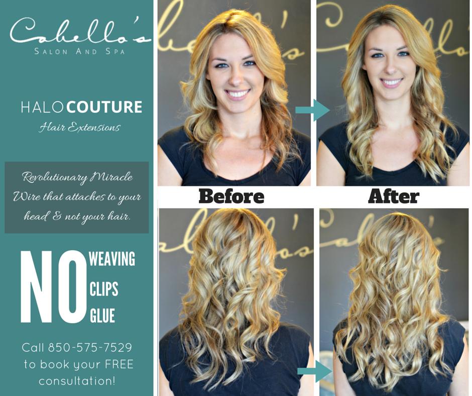 About Halocouture Extensions Cabello S Salon And Spa