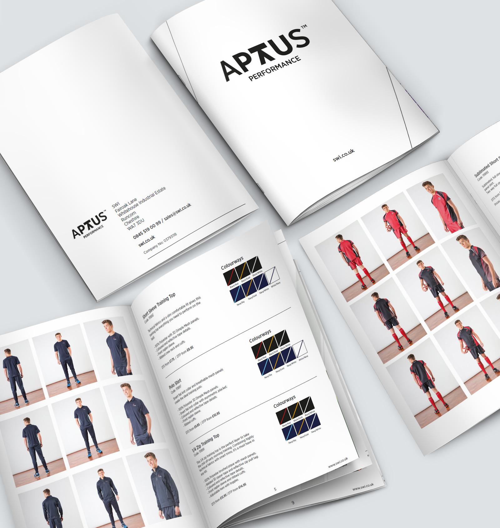 APTUS Performance Brochure 2015