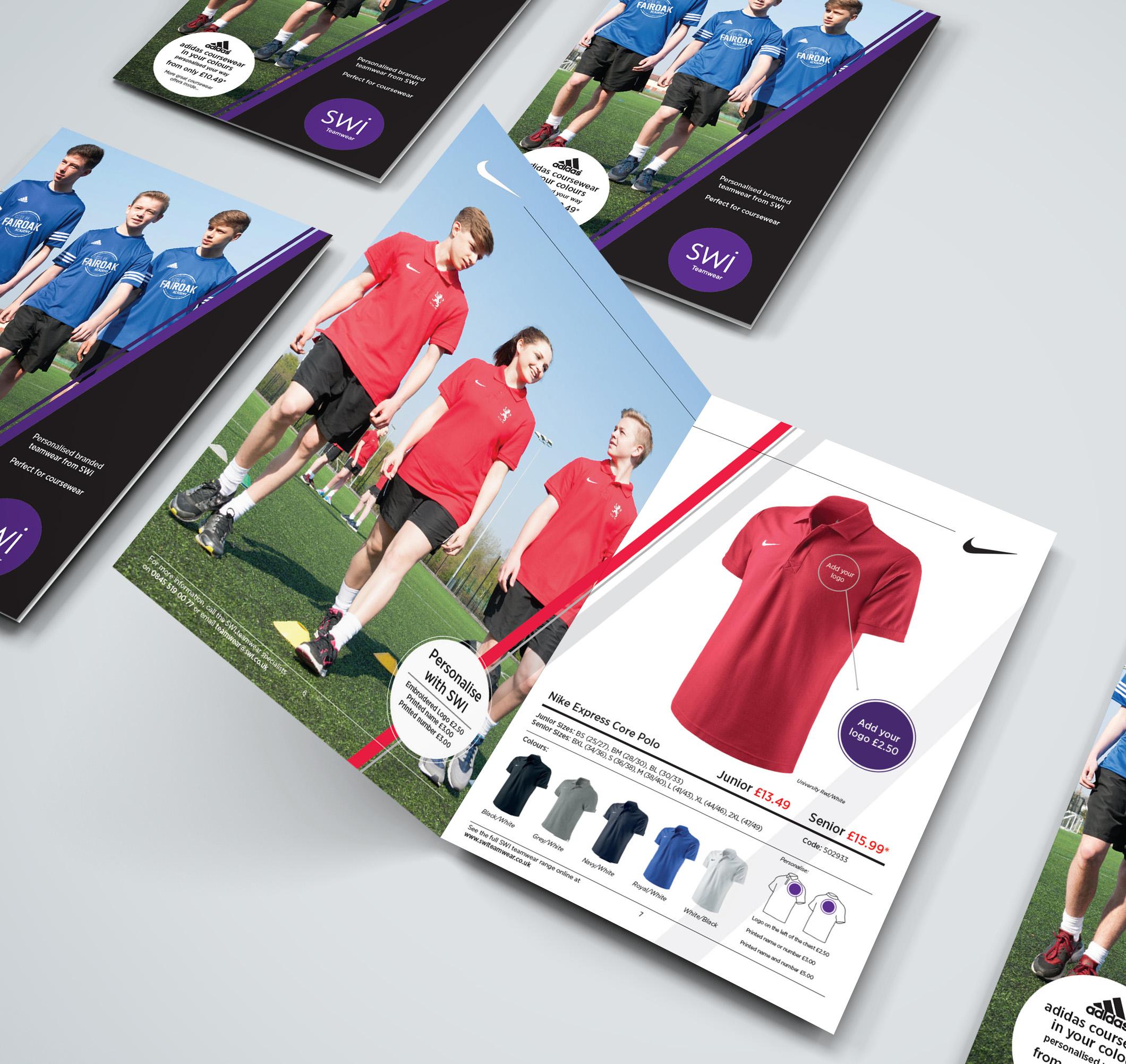 SWI Coursewear Flyer 2015