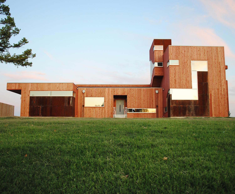 Reservoir Hill Home