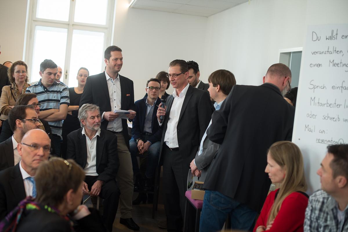 Herbert Kommer, Leiter Sales Office Wien, Infineon Austria