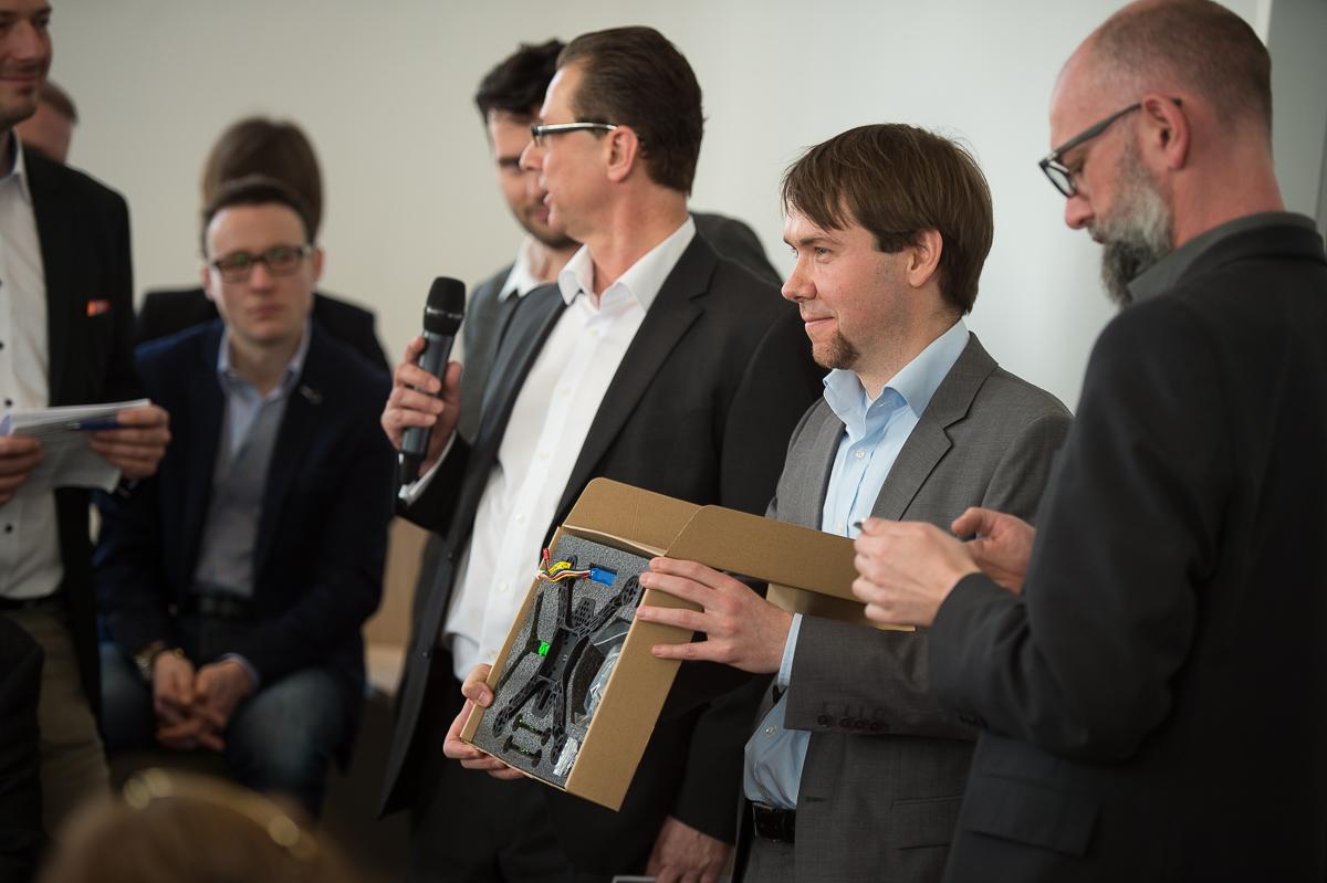 Harald Kommer, Leiter Sales Office Wien, Infineon Austria