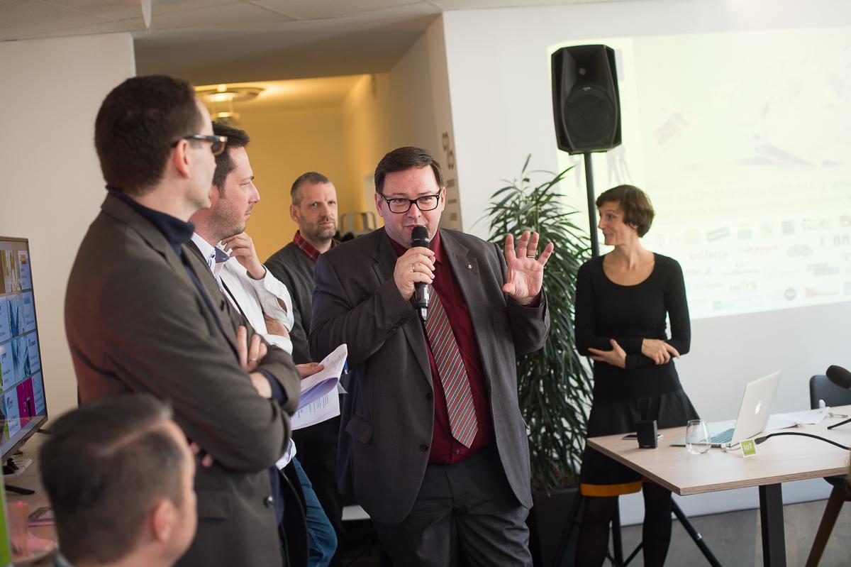 Christian Rupp, Sprecher der Plattform Digitales Österreich