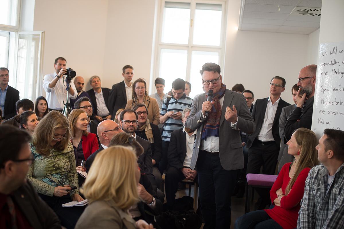 Hans Sailer, Initiator des M2M/IoT-Forums