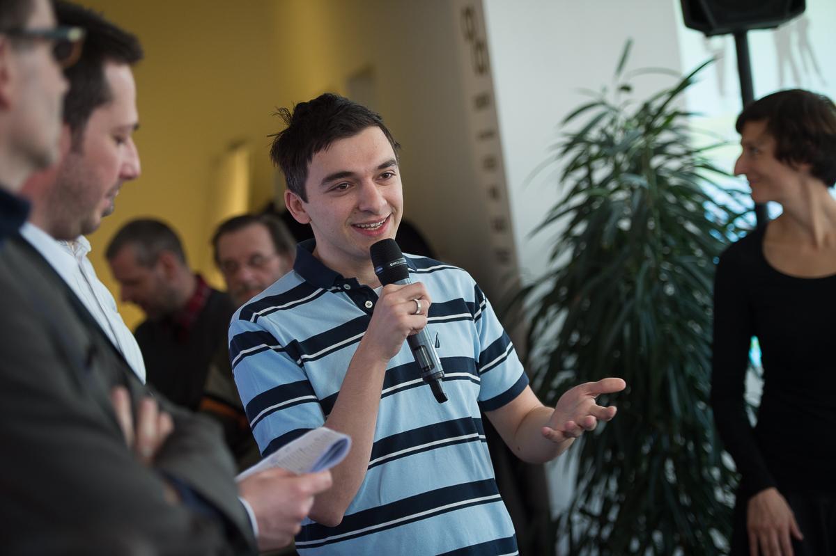 Karim Jafarmadar, Happylab-Betreiber