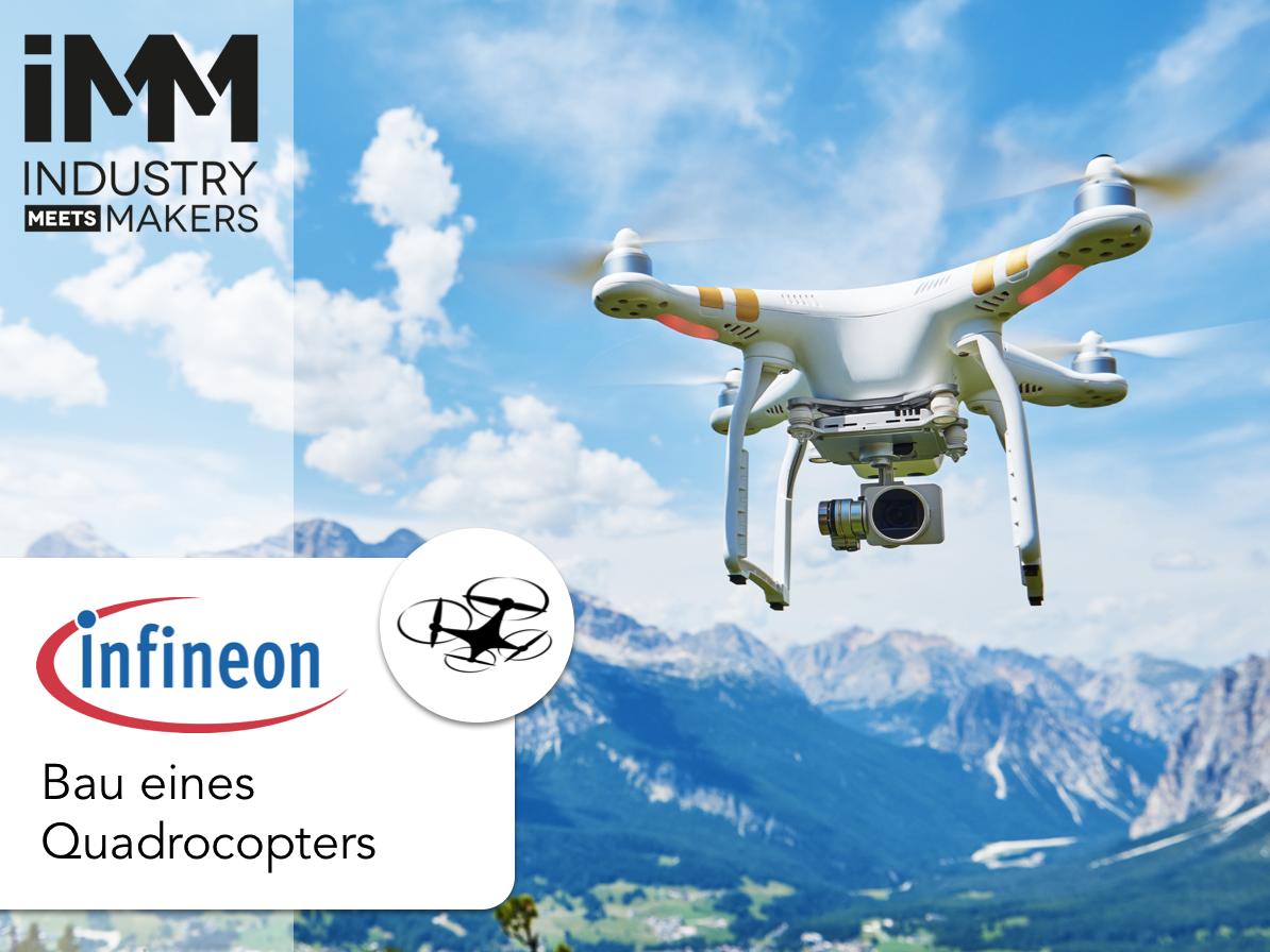 Infineon Austria Quadrocopter