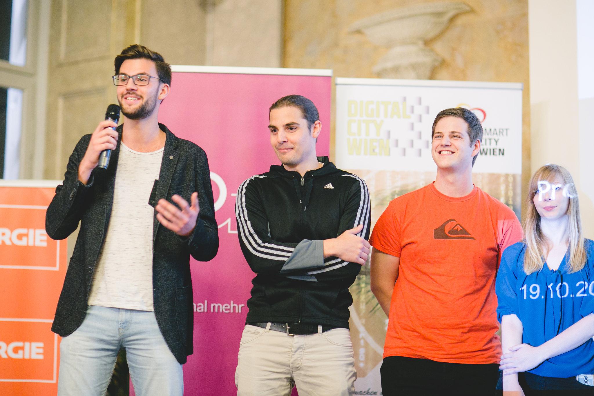 Wien Energie Maker Team