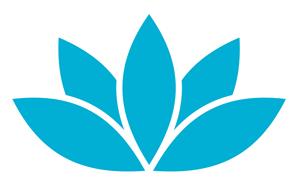 anti wrinkle anit aging blue flower