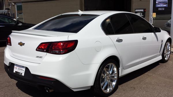 Maximus Auto Detailing - Chevrolet