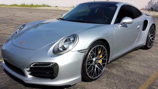 Maximus Auto Detailing - Porsche