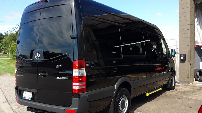 Maximus Auto Detailing - Mercedes Benz