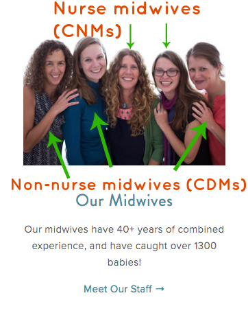 Midwifery and Women's Health Care at Geneva Woods