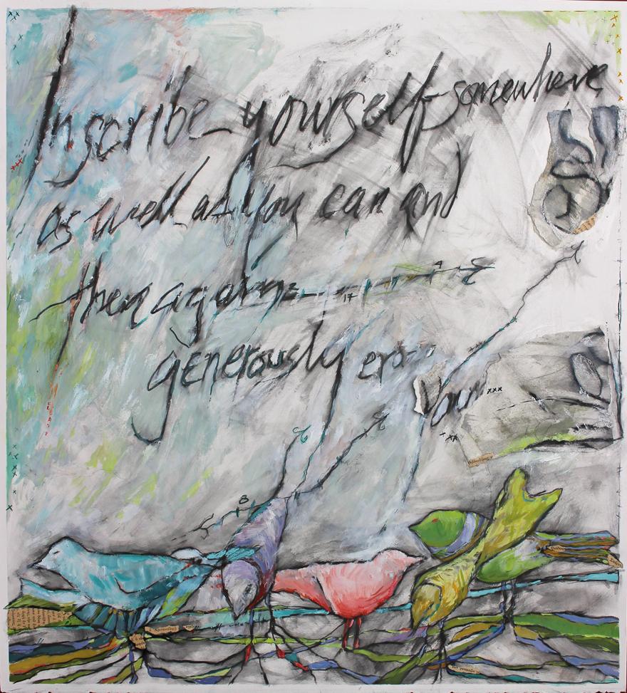 Cynthia Kollios, Artists on Alveston , 31 Alveston Street, #27 on the Map.