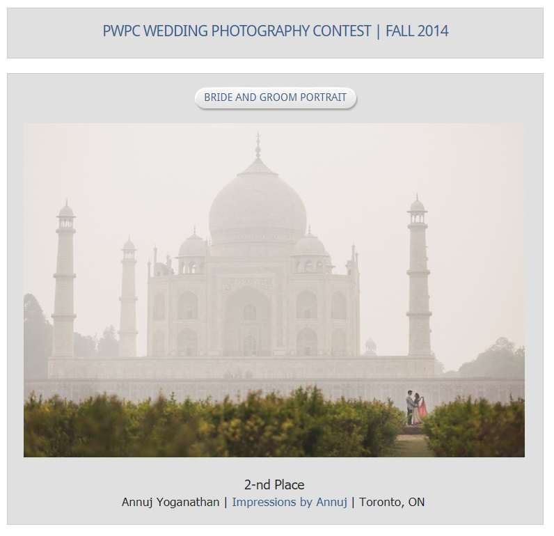 PWPC - Fall 2014 - Bride and Groom Portrait - 2nd Place.jpg