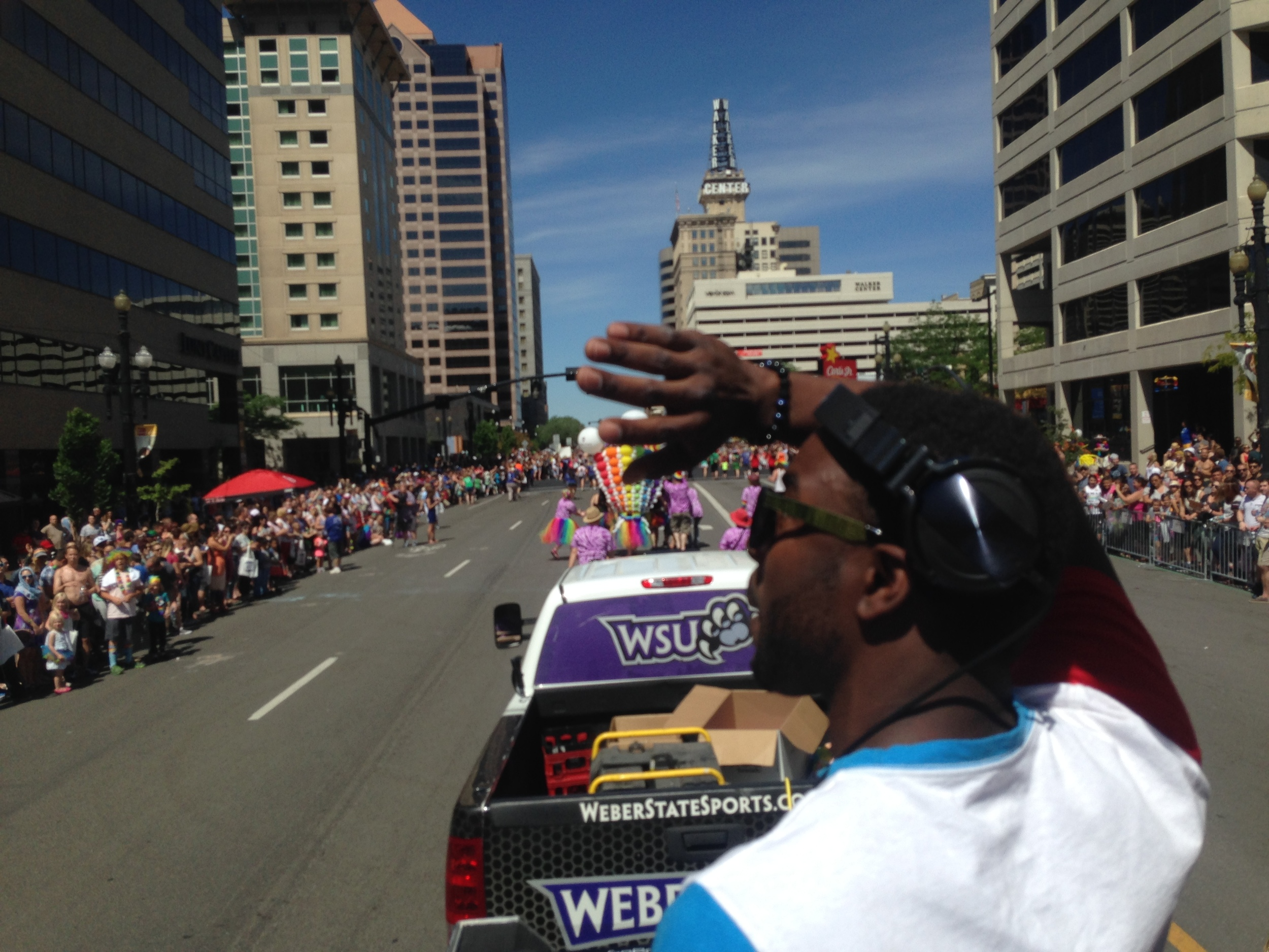 Salt Lake City  Parade