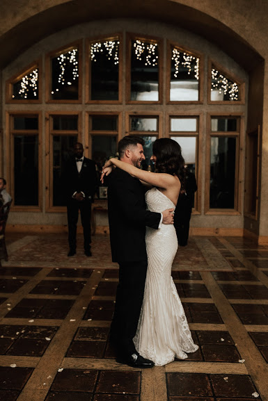 Groom and Bride First Dance