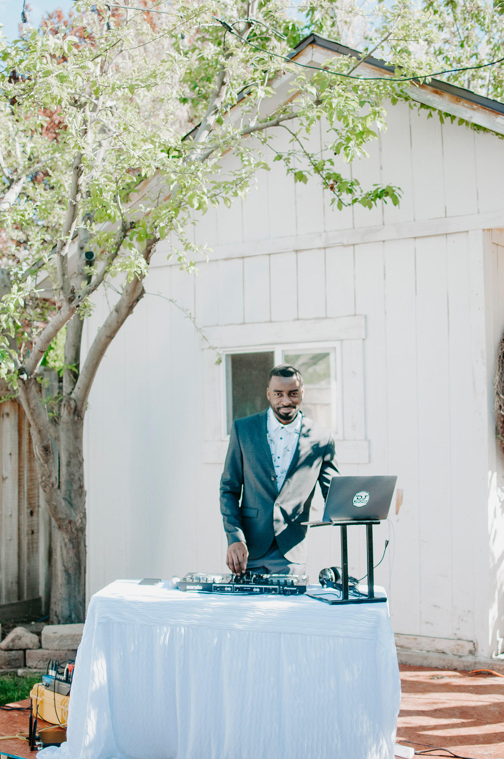 Utah Wedding and Events DJ