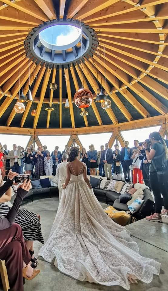 Wedding at Sky Lodge Powder Mountain