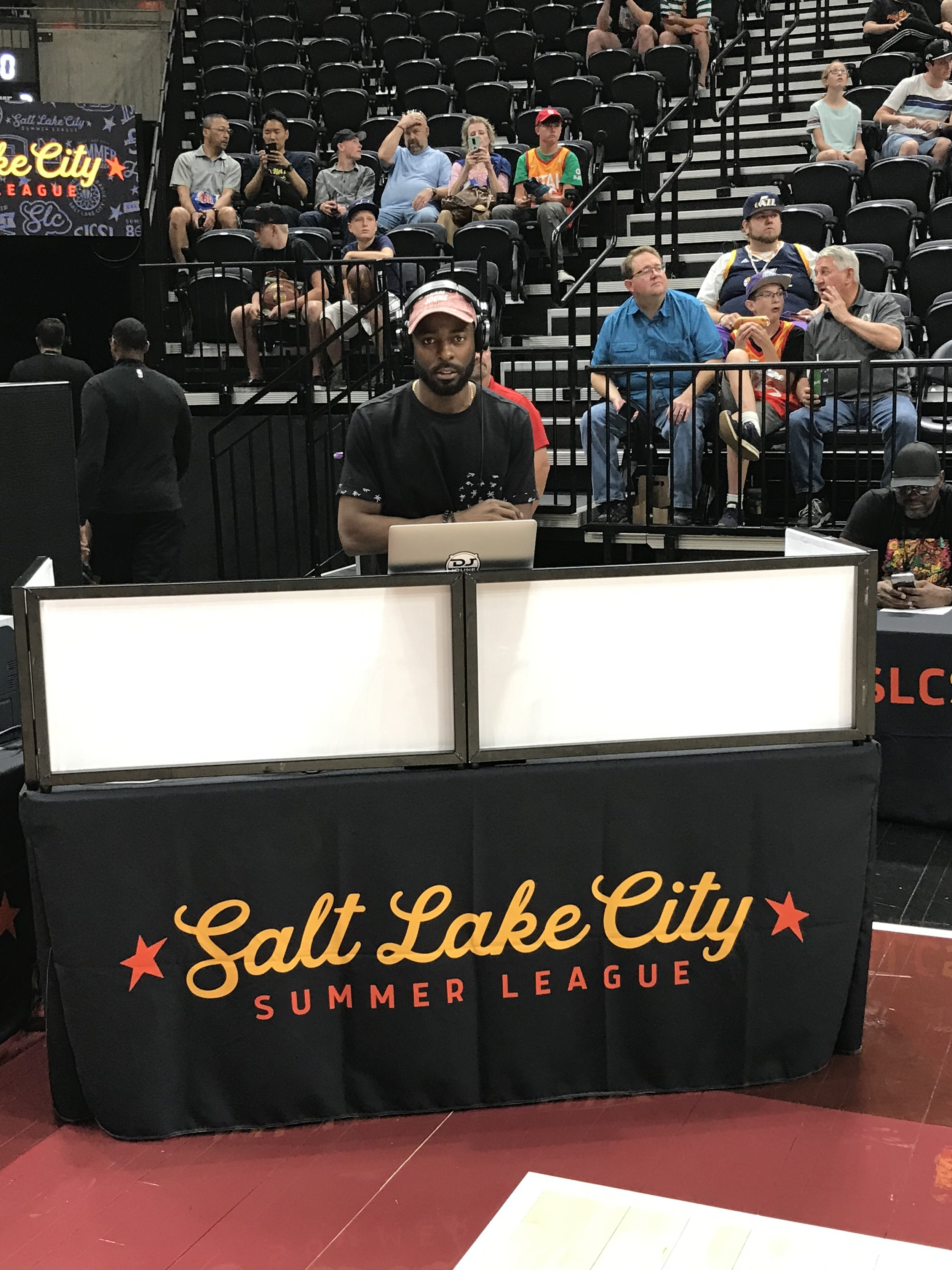 Salt Lake City, NBA Summer League 2019