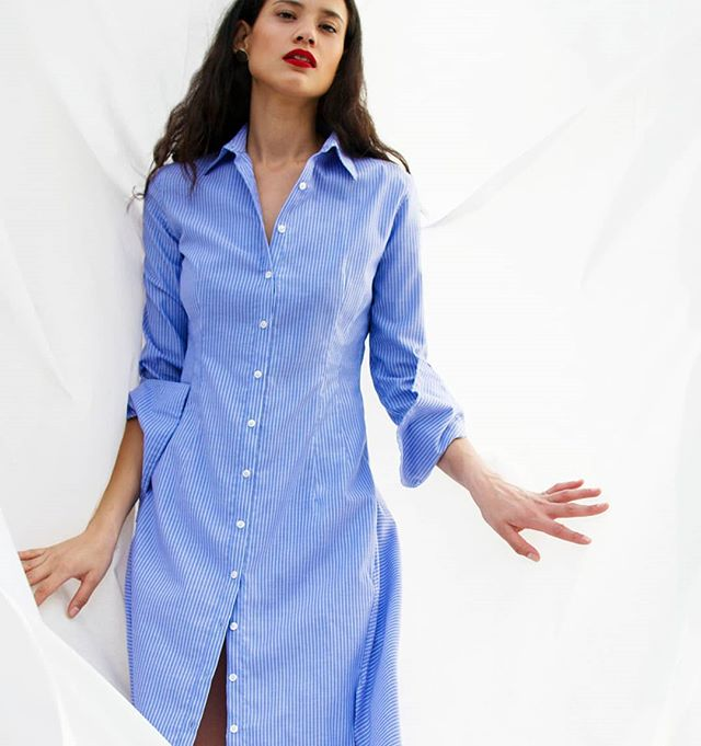 Shirt dress anyone? Select styles at special prices at @onslowness pop up this Sunday. Get it while it's hot! ❤🌞👕 #designerpopup⠀ .⠀ .⠀ .⠀ .⠀ .⠀ @christiana_sia⠀ ⠀ #jetti #jettieffect #minimal #minimalstyle #minimaliststyle #minimalfashion #minimalistfashion #minimalove #minimalwardrobe #slowfashion #buylessbuybetter #ethicalfashion #sustainablefashion #sustainablestyle #sustainableluxury #emergingdesigner #stripes  #shirtdress #perfectshirt #shirtstyle #londonstyle #londonfashion #classicstyle #effortlessstyle #lessismore #simplicity #capsulewardrobe #simplestyle #styleatanyage⠀ ⠀