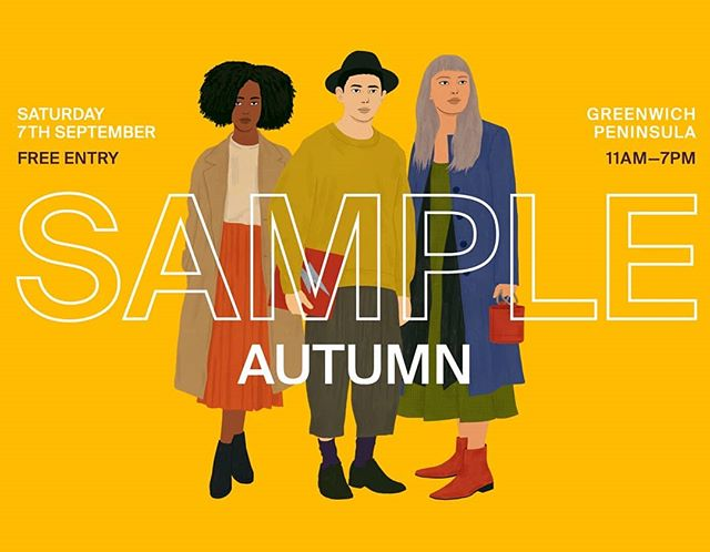 It's that time of year again! Pumped to be part of #SAMPLEAutumn at #GreenwichPeninsula, Saturday 7 Sept. Free entry! Be there or be square. ⁠ ⁠ .⁠ .⁠ .⁠ .⁠ .⁠ @thepeninsulist⁠ #hemingwaydesign #londondesign #shoplocal #greenwich #northgreenwich #emergingdesigner #independentdesigner #slowfashion #buylessbuybetter #buylesschoosewell #ethicalfashion #jetti #minimalove #minimaliststyle #minimalstyle #minimalfashion #minimalistfashion #sustainablefashion #sustainablestyle #perfectshirt #classicstyle #simplicity #sustainableluxury #lessismore  #capsulewardrobe #simplestyle ⁠ ⁠