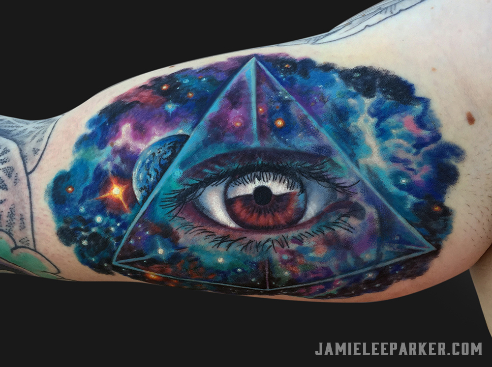 Galactic All Seeing Eye