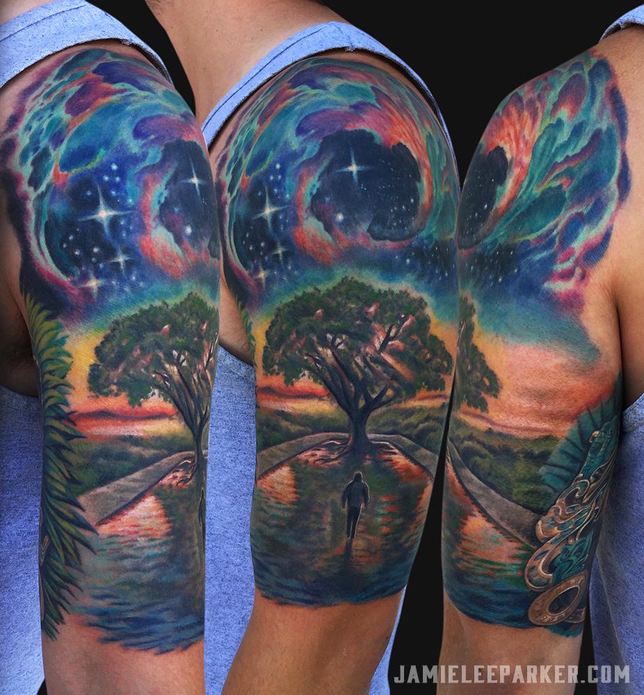 Tree & Universe