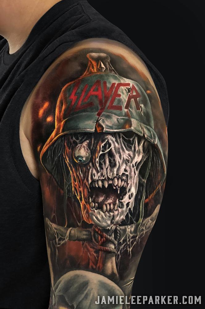 Slayer Zombie