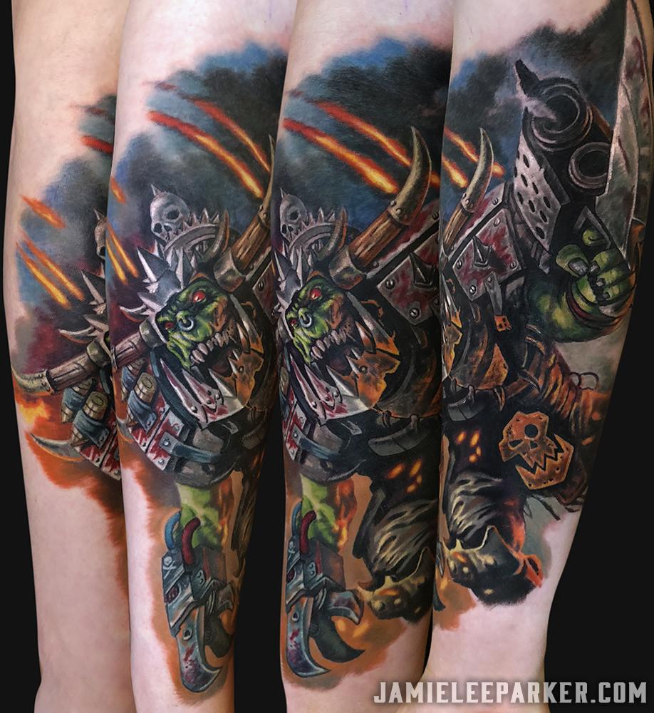 Warhammer Ork