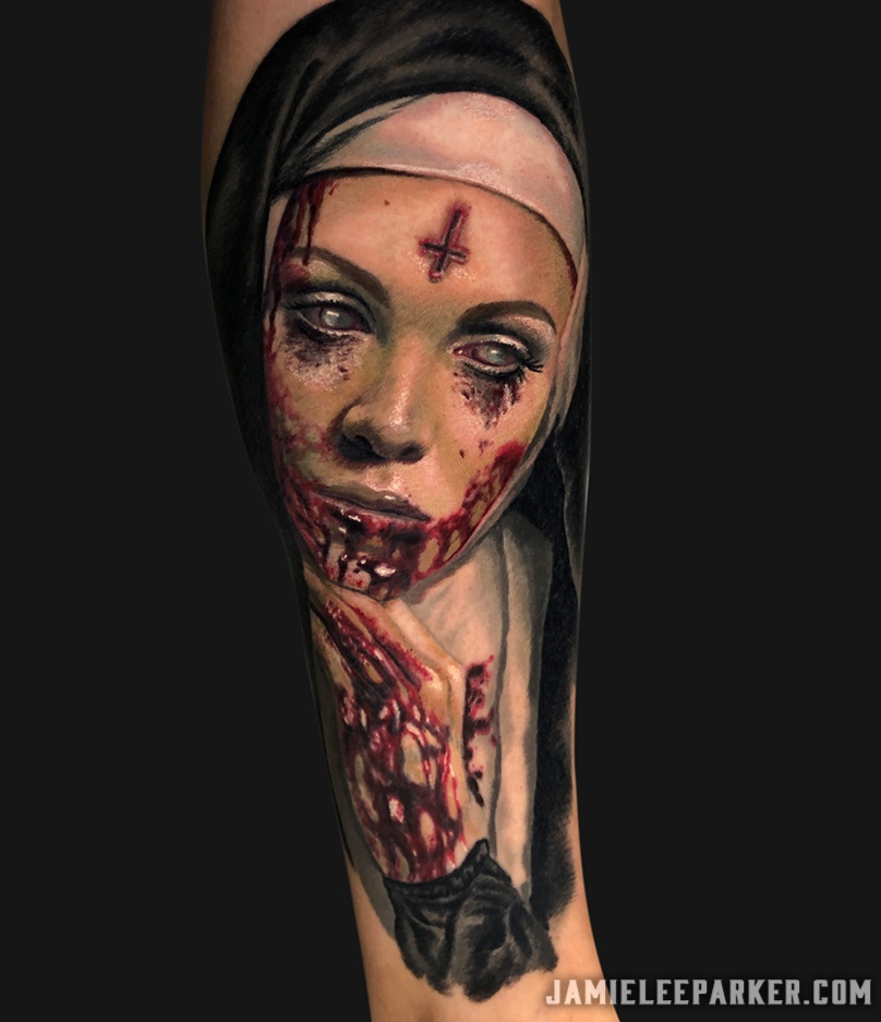 Undead Nun