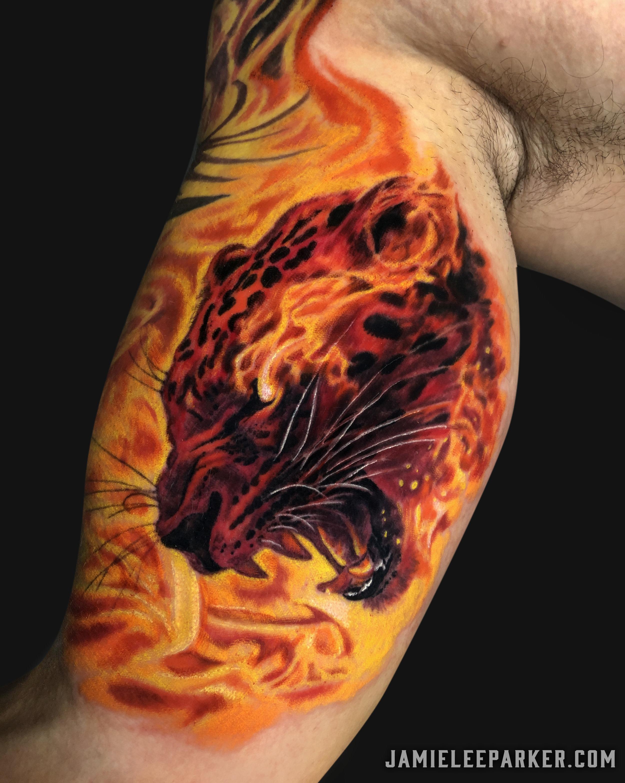 Fire Jaguar