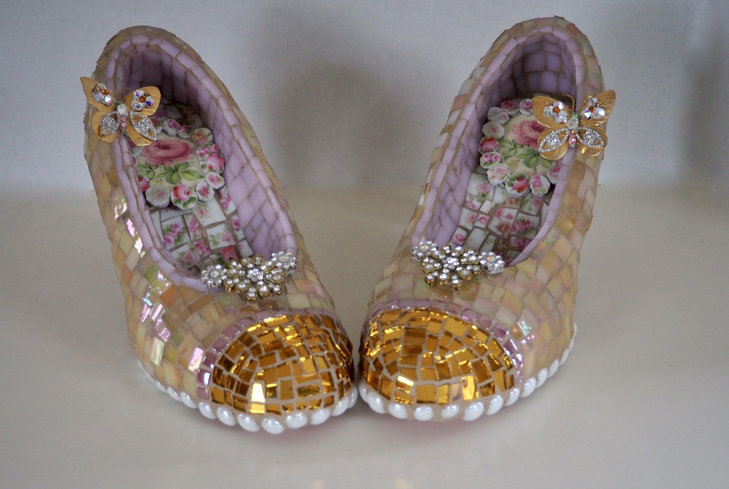 FlutterBye Heels