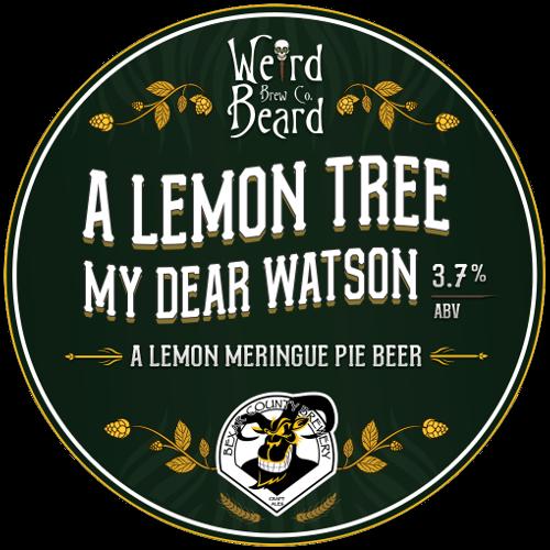 A Lemon Tree My Dear Watson